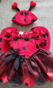 Lady Bug Costume Infant